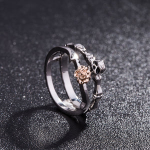 Punk Skeleton Ring - 30% Off! - The Creative Booth