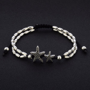Bohemian Style Starfish Anklet - The Creative Booth