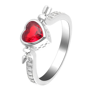 """I got you"" Heart Ring Bundle - Get 3 for 65% OFF+ FREE SHIPPING - The Creative Booth"