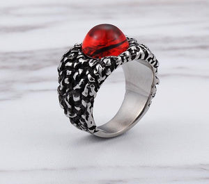 Devil Red Eye Ring - 35% Off! - The Creative Booth