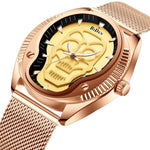 Ghost 3D Skull Watch