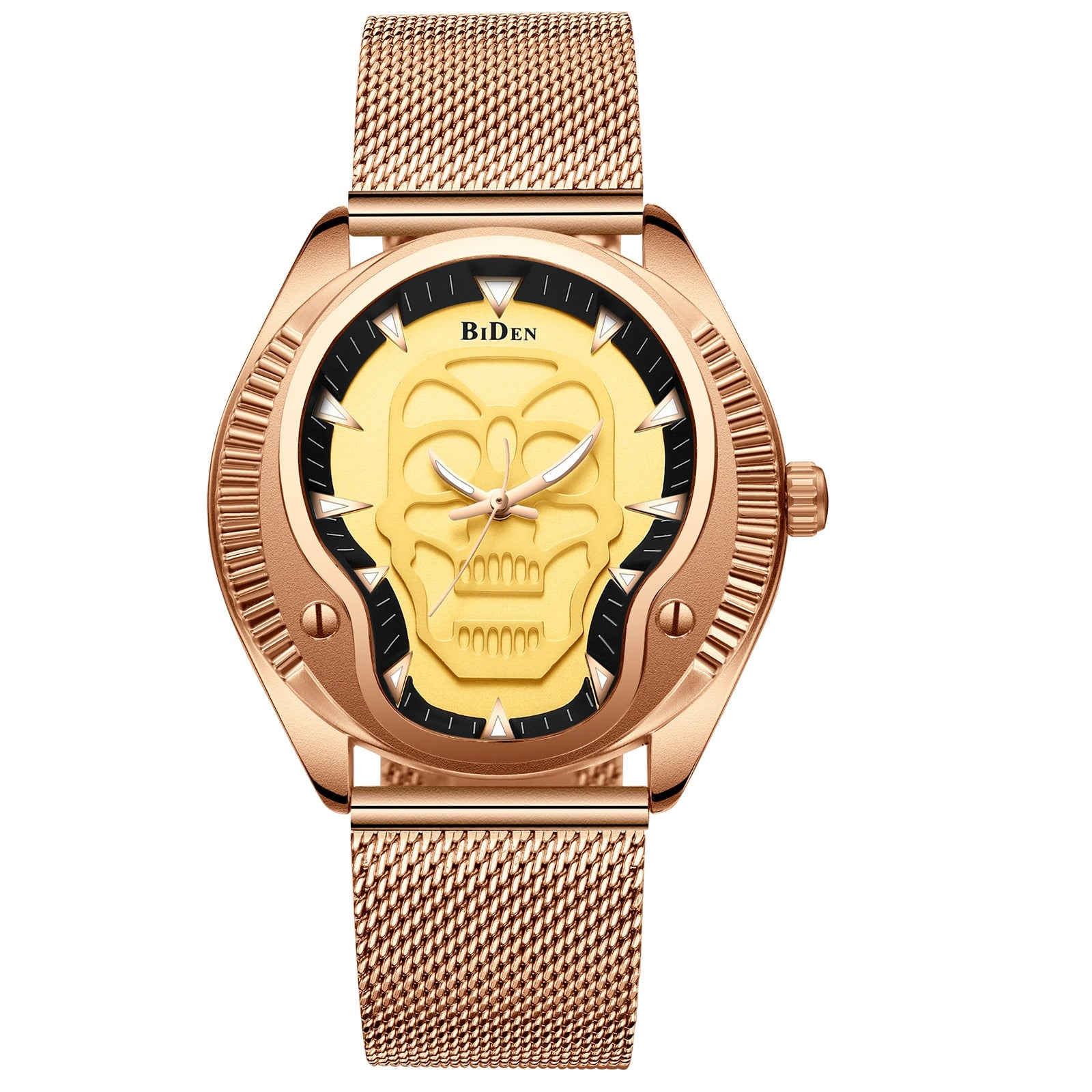 Ghost 3D Skull Watch - 50% OFF + FREE SHIPPING