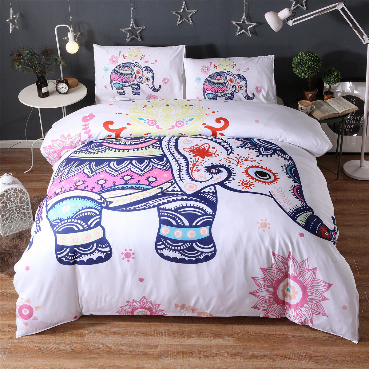Elephant Bedding Set - 50% Off + FREE Shipping - The Creative Booth