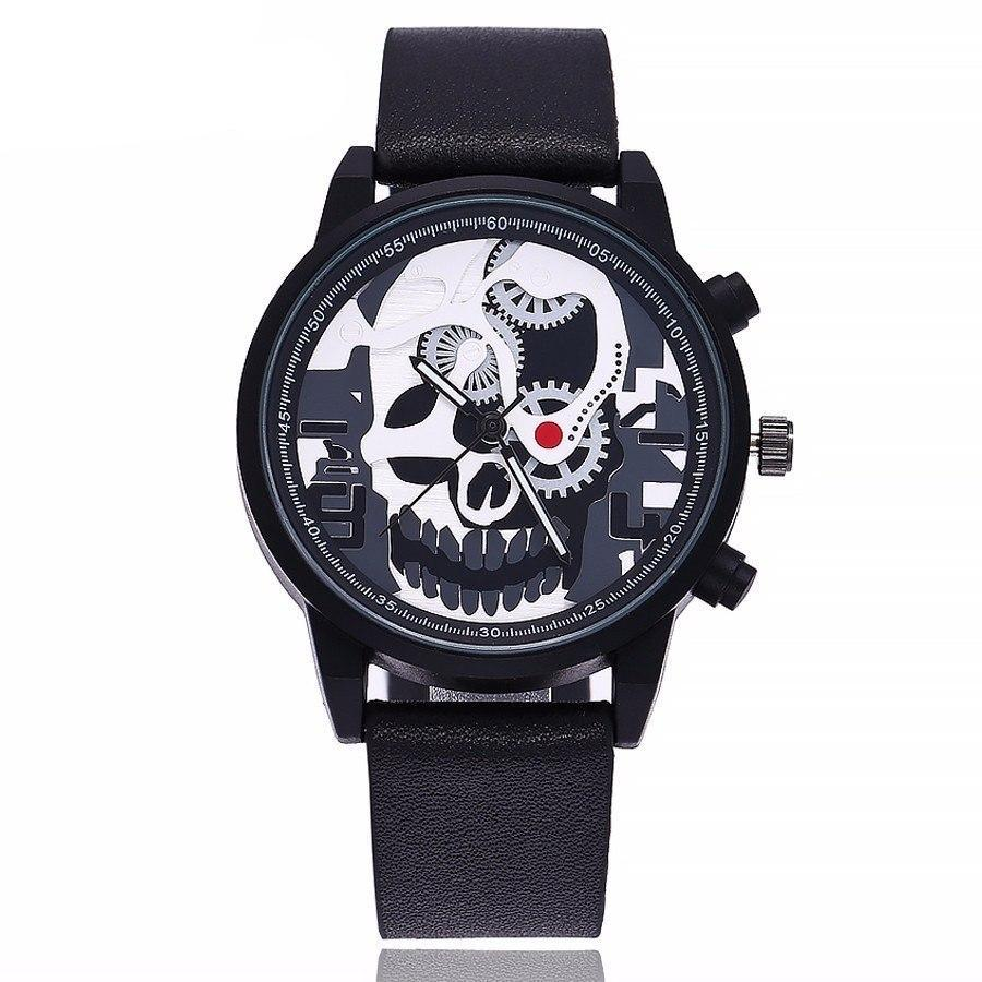 Mechanical Skeleton Skull Watch - 30% OFF + FREE SHIPPING