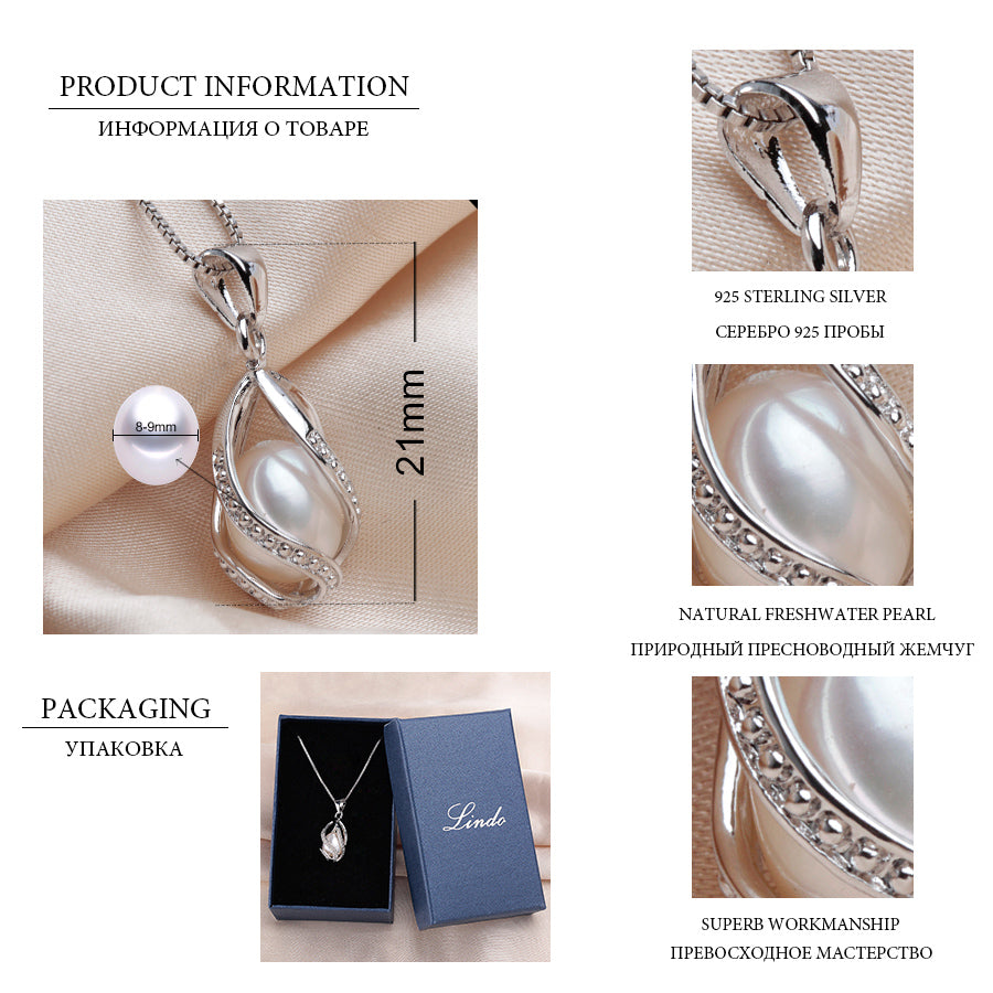 Freshwater Pearl Necklace - The Creative Booth