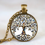 Vintage Tree Of Life Pendant - The Creative Booth