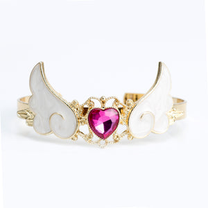Angel Wing Bangle - 30% Off