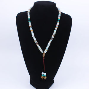 108 Beads Mala Necklace - The Creative Booth