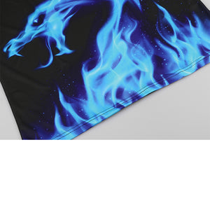 Bluefire Dragon T-Shirt - 30% Off - The Creative Booth