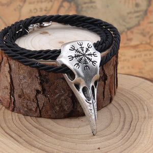 Viking Skull Pendant - The Creative Booth