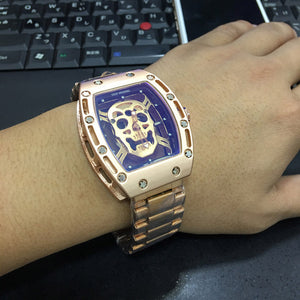 Pirate Skull Watch - The Creative Booth