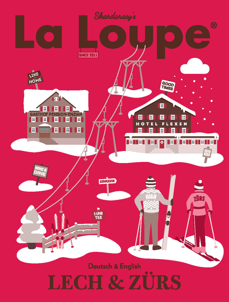 La Loupe Lech Zürs No. 18 - Winter Edition