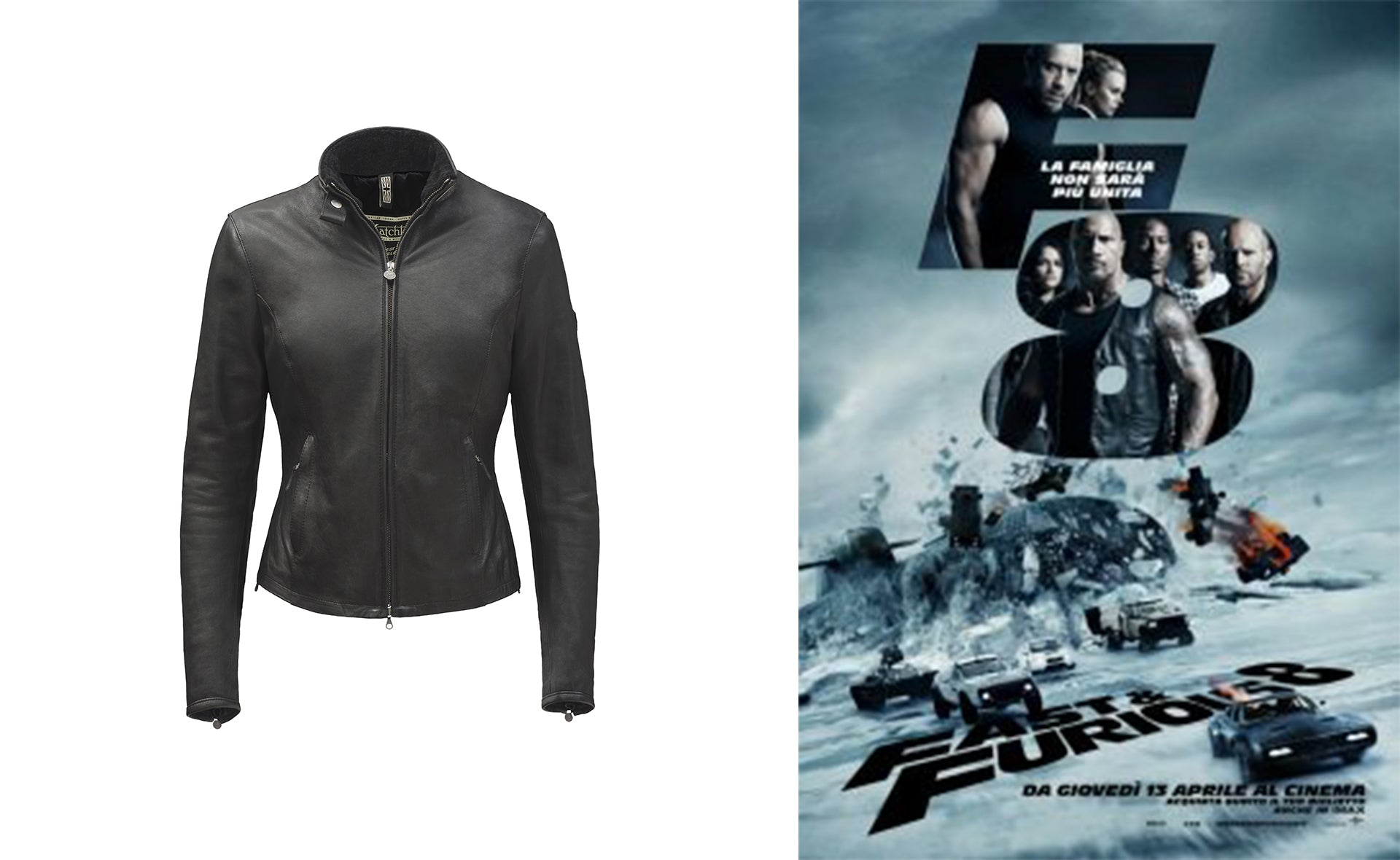 Heroes Limited Edition Matchless London The Innovator Since 1899 Jaket Hoodie Spiderman Black Discover Osborne Blouson Lady Worn By Michelle Rodriguez