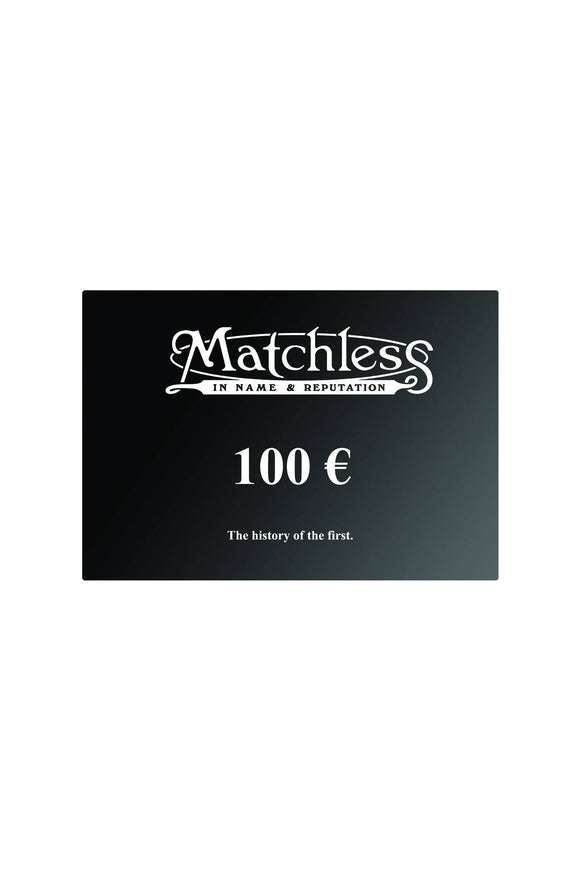 Matchless Gift Card