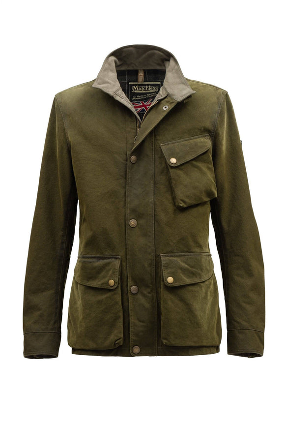 COLLIER JACKET MAN