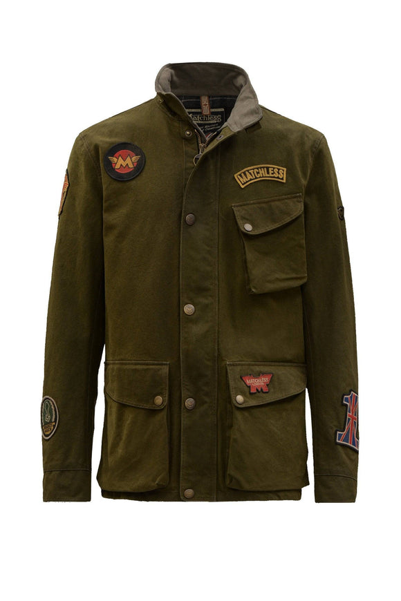 COLLIER REBEL JACKET MAN