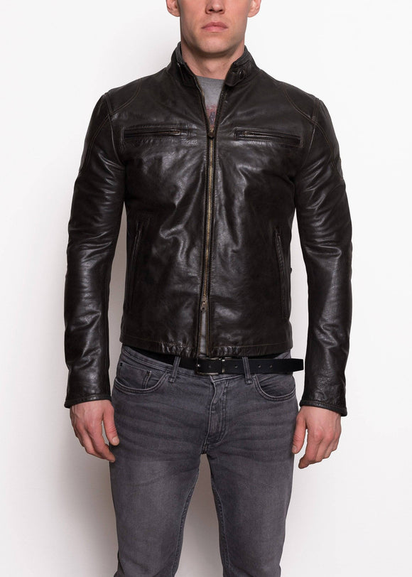 OSBORNE SERIES 5 BLOUSON MAN ANTIQUE BLACK