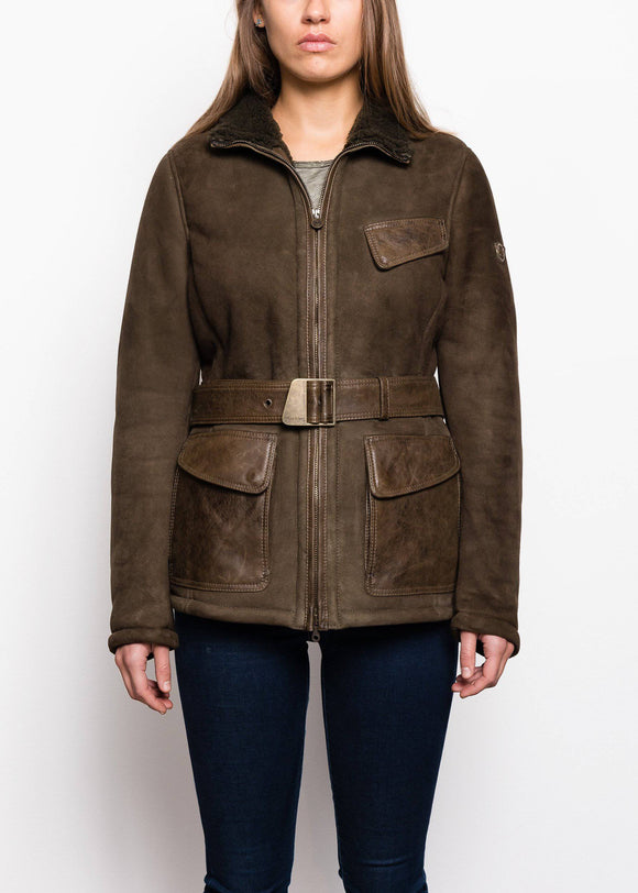 NOTTING HILL SHEARLING JACKET