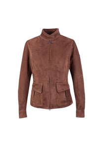 MICK JACKET LADY CHOCOLATE BROWN