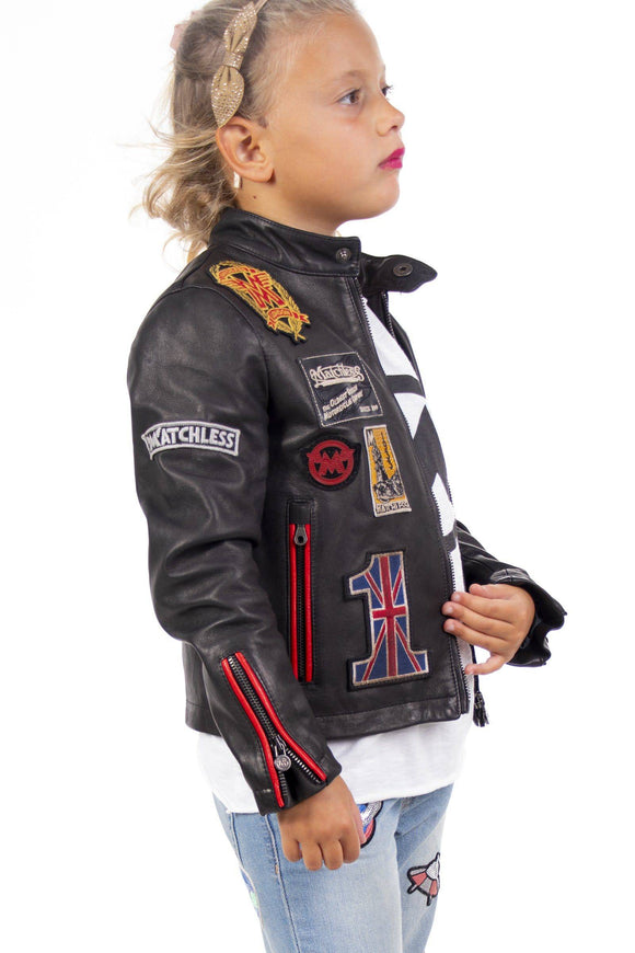 G50 REBEL BLOUSON KIDS