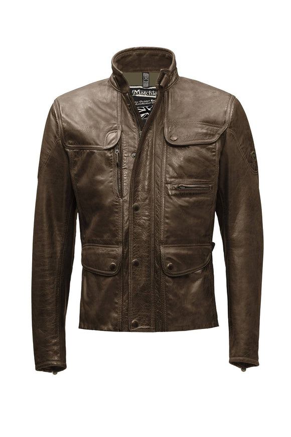 KENSINGTON JACKET MAN EXTRA SIZE