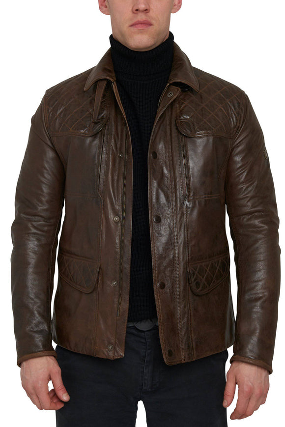 KENSINGTON EVOLUTION QUILTED JACKET MAN
