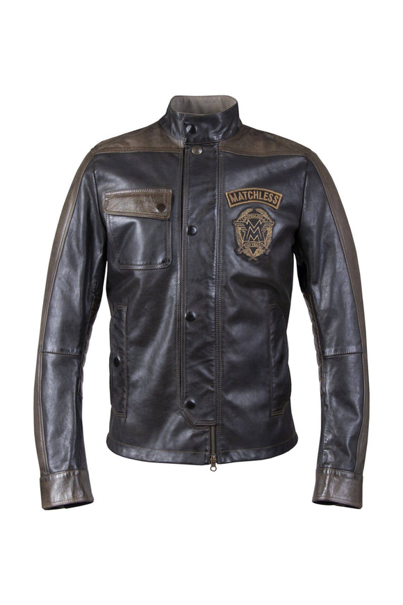 MANX REBEL JACKET 120 YEARS MAN