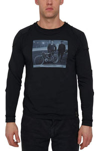 COLLIER L/S T-SHIRT MAN