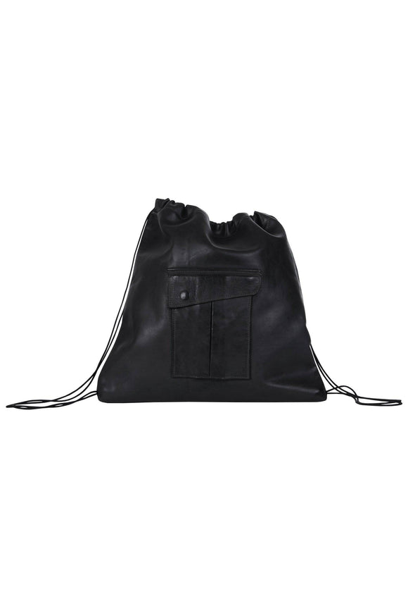 SHOES LEATHER BAG