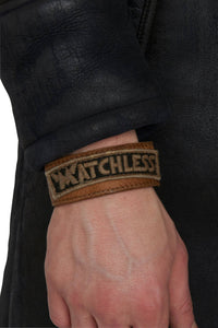 MATCHLESS LEATHER BRACELET