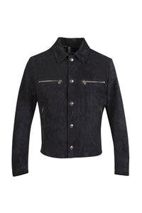 NEW PILOT JACKET MAN BLACK