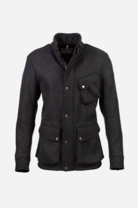 COLLIER JACKET WOOL EDITION MAN
