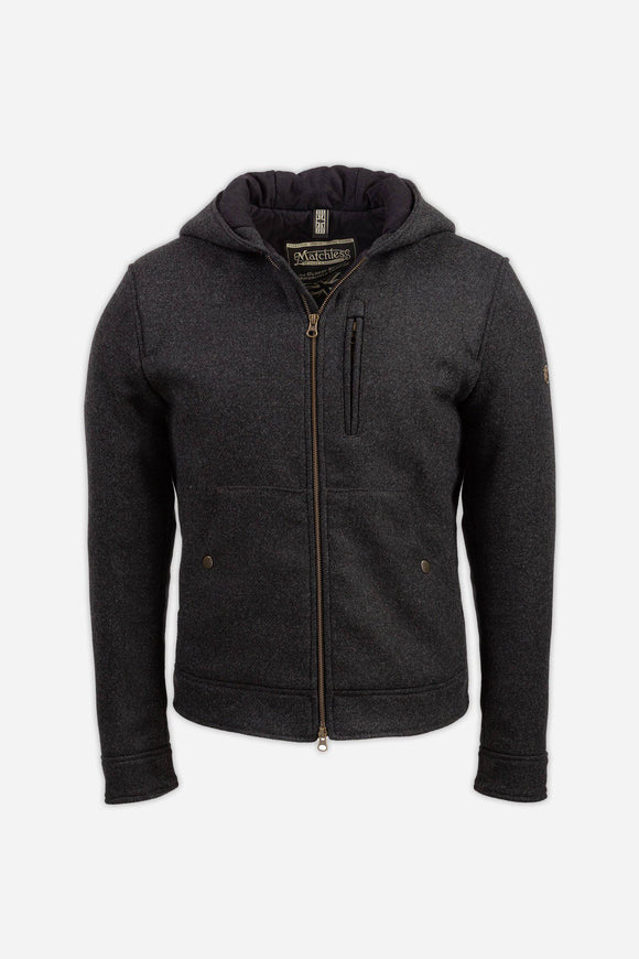 SMITH WOOL BLOUSON MAN
