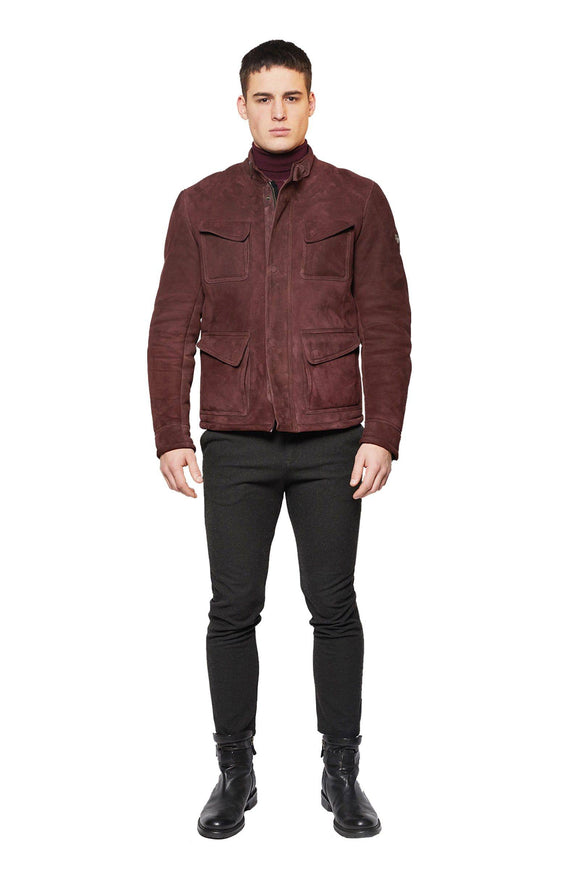 FULHAM SHEARLING JACKET MAN