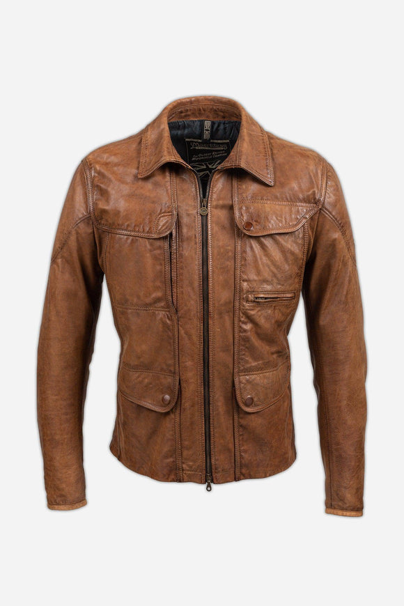 KENSINGTON JKT 2.0 MAN CLASSIC BROWN