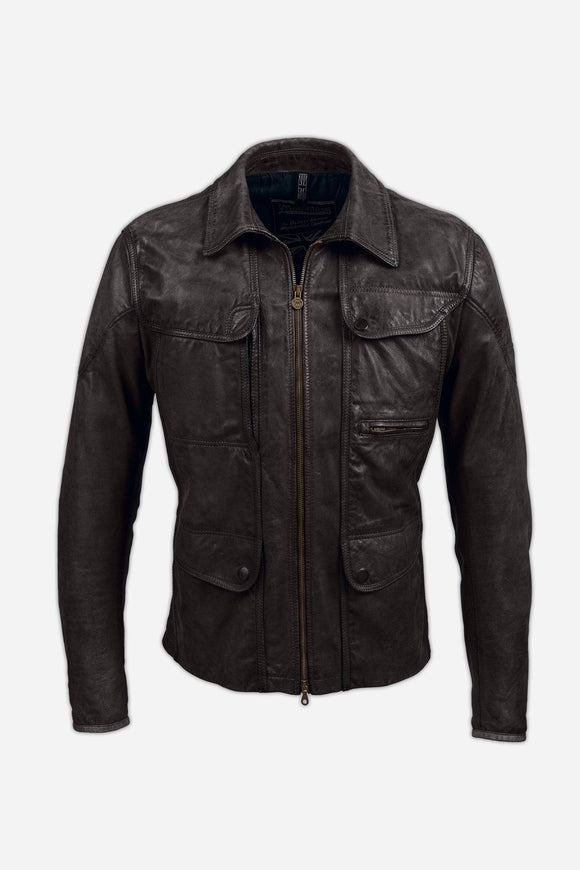KENSINGTON JKT 2.0 MAN ANTIQUE BLACK