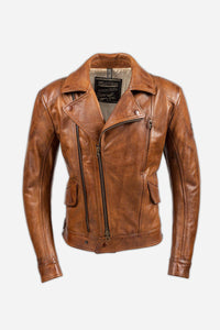 WILD ONE BLOUSON MAN CL. BROWN