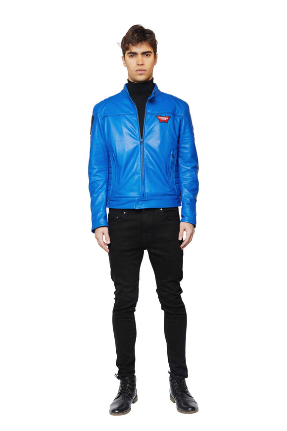 MODEL X RELOADED BLOUSON MAN ROYAL