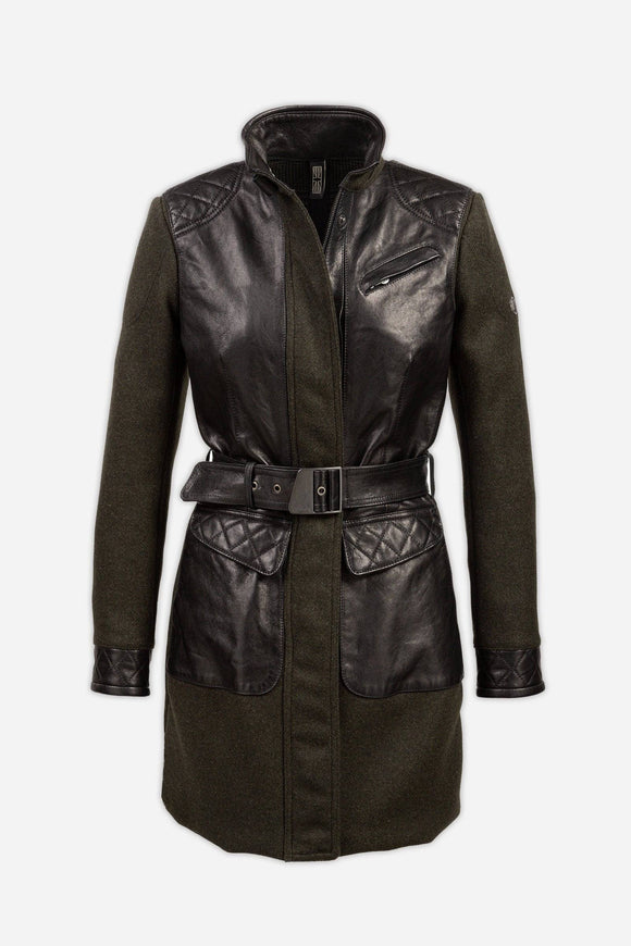 NEW BROOKLANDS COAT LADY