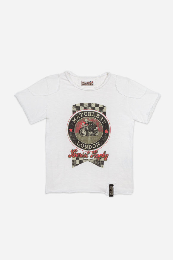TOURIST TROPHY T-SHIRT KIDS