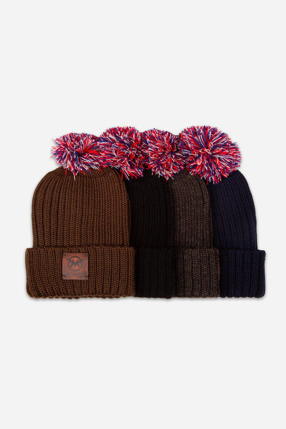 FLAG WOOL CAP BOX