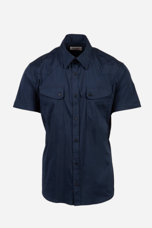MALLORY SHIRT SHORT SLEEVE MAN