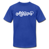 Arkansas T-Shirt - Hand Lettered Unisex Arkansas T Shirt - royal blue