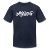 Arkansas T-Shirt - Hand Lettered Unisex Arkansas T Shirt - navy