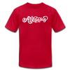 Arkansas T-Shirt - Hand Lettered Unisex Arkansas T Shirt - red