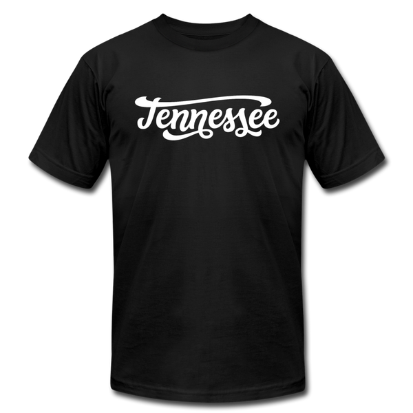 Tennessee T-Shirt - Hand Lettered Unisex Tennessee T Shirt - black