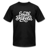 South Dakota T-Shirt - Hand Lettered Unisex South Dakota T Shirt - black