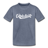 Connecticut Youth T-Shirt - Hand Lettered Youth Connecticut Tee
