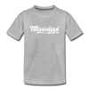 Mississippi Youth T-Shirt - Hand Lettered Youth Mississippi Tee