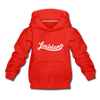 Louisiana Youth Hoodie - Hand Lettered Youth Louisiana Hooded Sweatshirt